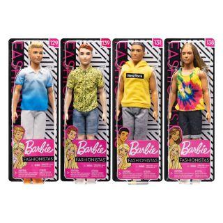 Ken Fashionistas - Mattel