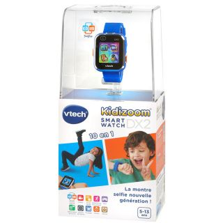 Kidizoom Smartwatch Connect DX2 bleu