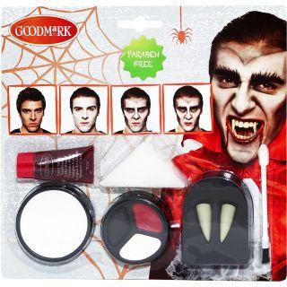 Kit vampire pour Halloween
