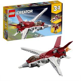 L'avion Futuriste Creator