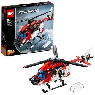 L'hélicoptère de secours Technic