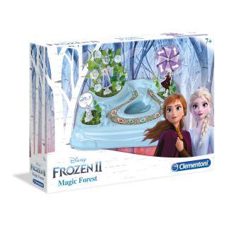 La forêt magique - La Reine des Neiges 2