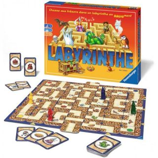 Labyrinthe - 267439 - Ravensburger