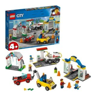 Le garage central City