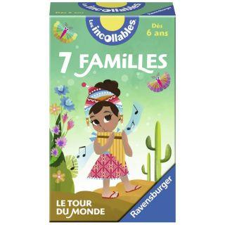 Le jeu des 7 Familles des Incollables