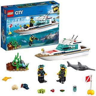 Le Yacht de plongée City
