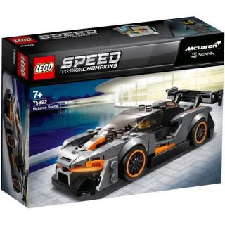 Voiture McLaren Senna Speed