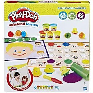 Lettres et discours Play-Doh