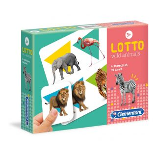 Loto - Animaux sauvages