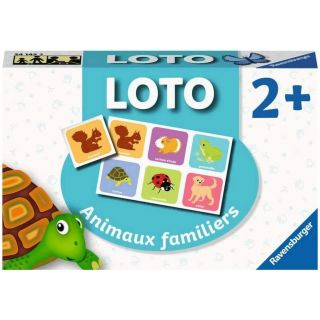 Loto Animaux familiers   24145 Ravensburger