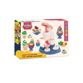 Magic-Dough Faisons de la glace ensemble!