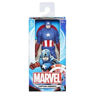 "MARVEL Hasbro 6"" figure CAPTAIN AMERICA"