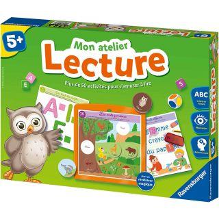 Mon atelier Lecture - 24074 - Ravensburger