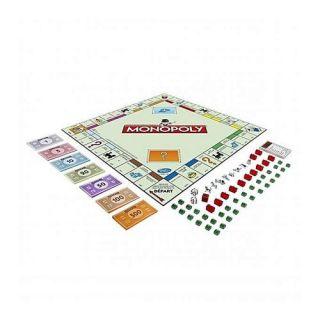 Monopoly Le célèbre jeu des transactions immobilières