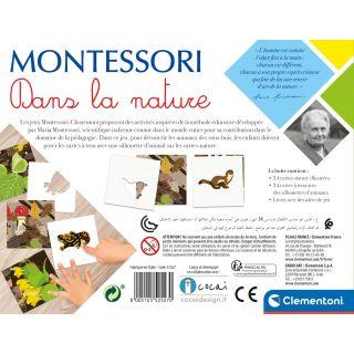 MONTESSORI - Dans la nature 52527