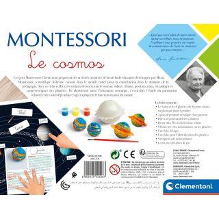 Montessori - Le cosmos
