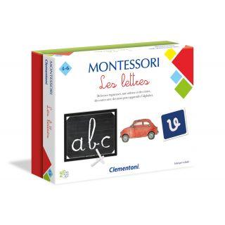 MONTESSORI -Les lettres