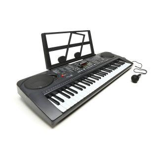 Piano électronique avec Microphone