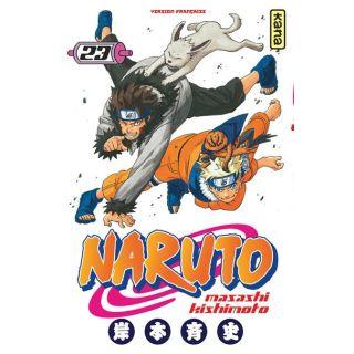 NARUTO TOME 23 - MASASHI KISHIMOTO