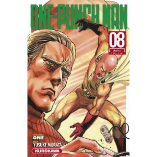 ONE PUNCH MAN - TOME 8