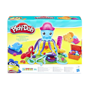 La Pieuvre - Play Doh