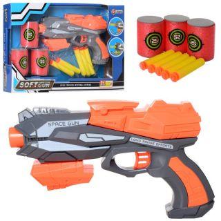 Pistolet avec fléchettes et cibles 9 Pcs