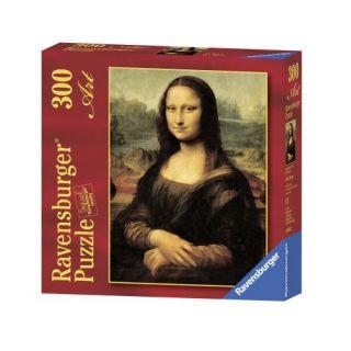 Puzzle 300 p Art collection - La Joconde / Léonard de Vinci
