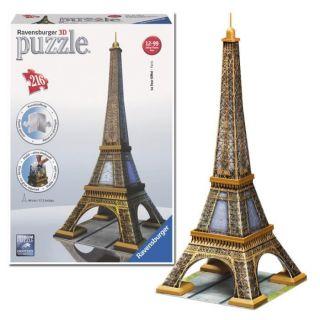 Puzzle 3D - Tour Eiffel - Ravensburger