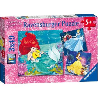 Puzzle Aventure -  Princesses Disney - Ravensburger