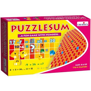 Puzzlesum jeu de chiffres