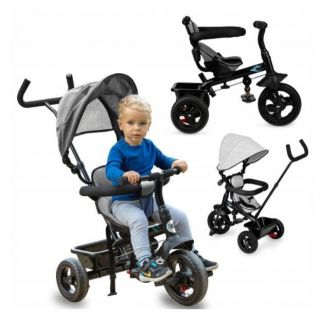 QKIDS MILA TRICYCLE VELO GRIS