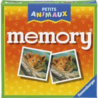 Grand Memory Petits animaux - 212958 - Ravensburger