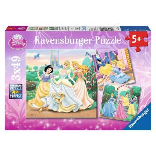 Ravensburger Disney Princesses Gathering Puzzle 2x24 pieces