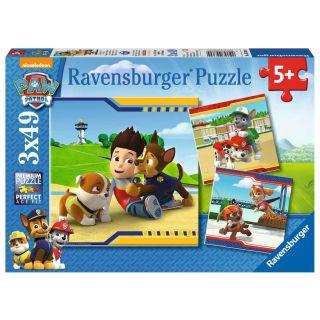 Ryder et la Pat'Patrouille - Pat'Patrouille - Ravensburger