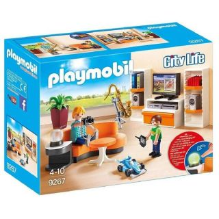 Salon équipé - 9267 - Playmobil