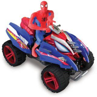 Quad Radiocommandé Spiderman