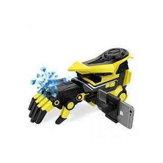 Pistolet à eau bras Robotisé