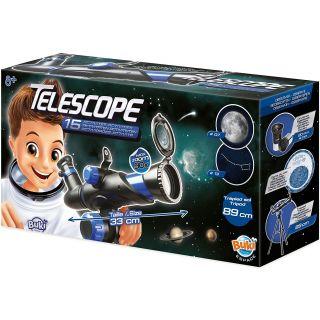 Télescope  15 Activités - TS006B - Buki