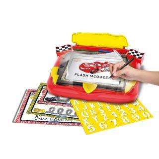Tablette à dessins éducative Cars 3