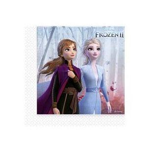 20 Serviettes Frozen