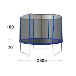 Trampoline 3,05 m - Trigano