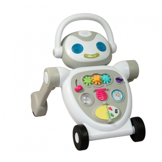 Trotteur 2 en 1 Nono le Robot - BAMBISOL