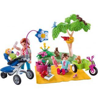 Valisette Pique-Nique en Famille - 9103 - Playmobil