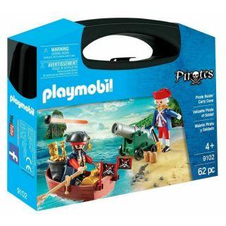 Valisette Pirate et Soldat - 9102 - Playmobil