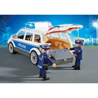 Voiture de policiers avec gyrophare - 6920 - Playmobil