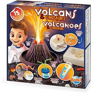 Volcans et Dinosaures 2224 Buki