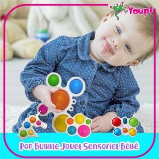 des Pop Bubble Jouet Sensoriel Bébé