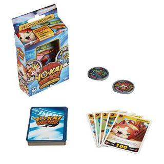 Yo-kai Carte - Blazion & Komajiro - Hasbro
