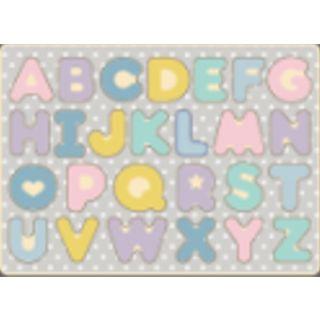 Puzzle Alphabets en bois